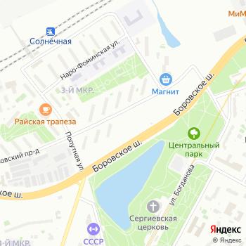 Тех-Мед на Яндекс.Картах