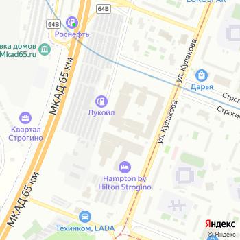 NordKraft на Яндекс.Картах