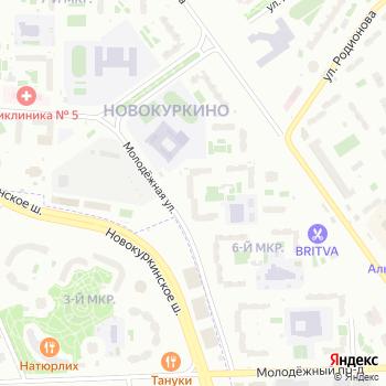 МОИКС на Яндекс.Картах
