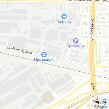 ЗАщита КОНструкций М на Яндекс.Картах