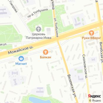 КИВЕРНОН на Яндекс.Картах