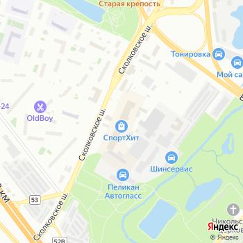 Фудзи моторс на Яндекс.Картах