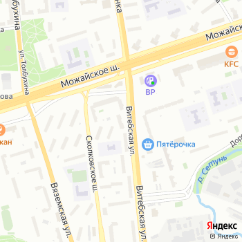 Двери Град на Яндекс.Картах