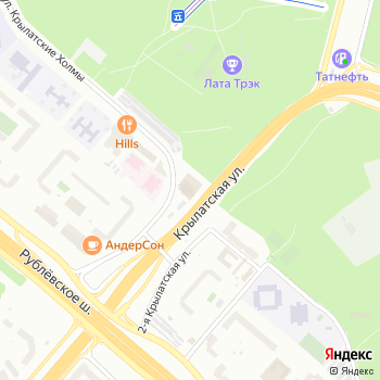 Профико на Яндекс.Картах