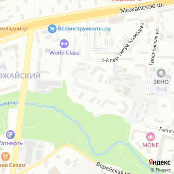 Отдых по-русски на Яндекс.Картах