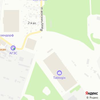Эрастрой на Яндекс.Картах