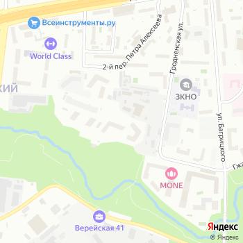 Арсенал-Инструмент на Яндекс.Картах