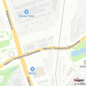 АБИКАР на Яндекс.Картах
