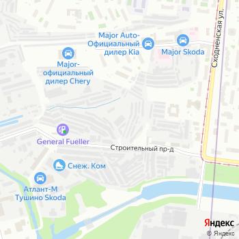 Auto-Zakaz на Яндекс.Картах