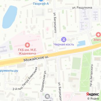 Вита Линия на Яндекс.Картах