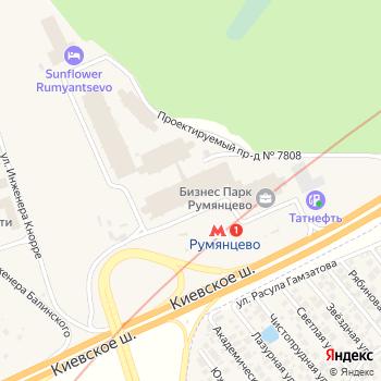Elfaprof на Яндекс.Картах
