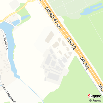 Немен на Яндекс.Картах
