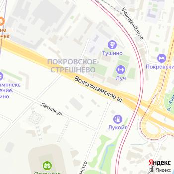 Ди-Зел на Яндекс.Картах