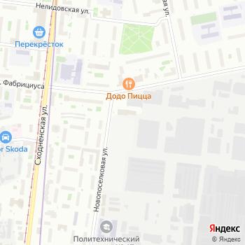 Регионмаш на Яндекс.Картах