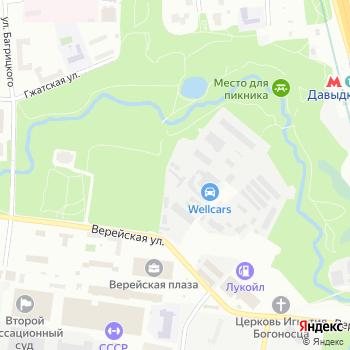 МВМ-Авто на Яндекс.Картах