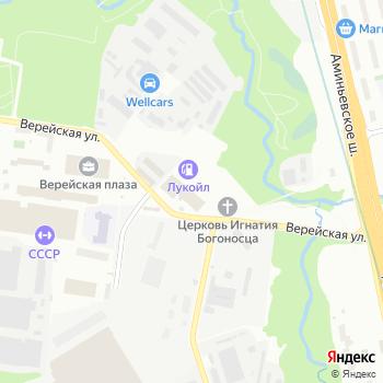 Роякс на Яндекс.Картах