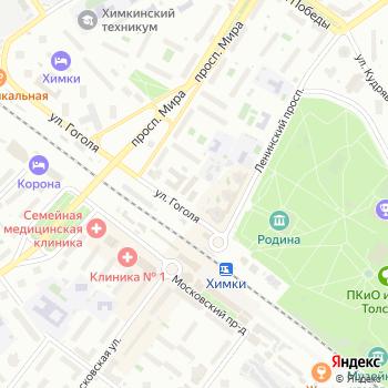 Подразделение по делам несовершеннолетних на Яндекс.Картах