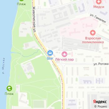 Прокуратура Северо-Западного административного округа на Яндекс.Картах