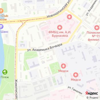 Свет на Яндекс.Картах