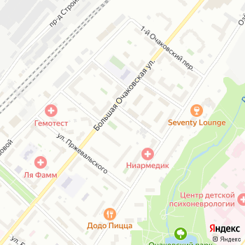 Почта с индексом 119361 на Яндекс.Картах