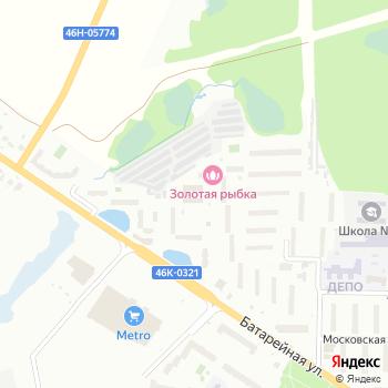 Колосок на Яндекс.Картах