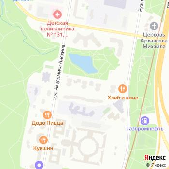 Capelli d`Oro на Яндекс.Картах