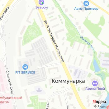 ТрейдИнвестГрупп на Яндекс.Картах