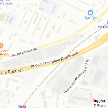 Октябрь на Яндекс.Картах