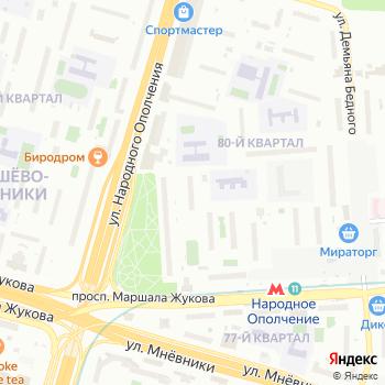 Отдел профессионального обучения на Яндекс.Картах