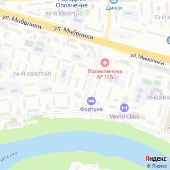 Кристалл-Декор на Яндекс.Картах