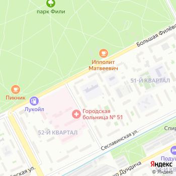 Московская городская детская музыкальная школа им. Гнесиных на Яндекс.Картах