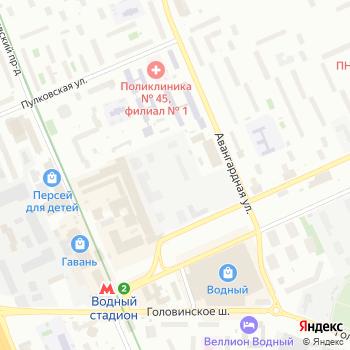 Рыболов на Яндекс.Картах