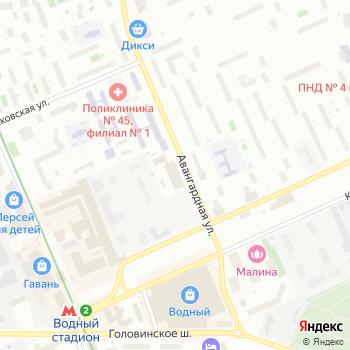 СИМ-Девелопмент на Яндекс.Картах