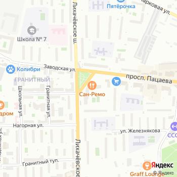 Гламур на Яндекс.Картах