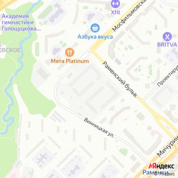 Твойстрой на Яндекс.Картах