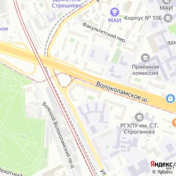 Автовентури на Яндекс.Картах