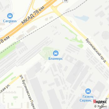Pit Line на Яндекс.Картах