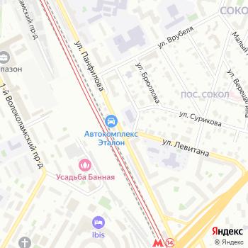 Шанс-Вет на Яндекс.Картах