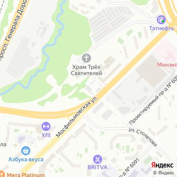 Илотана на Яндекс.Картах