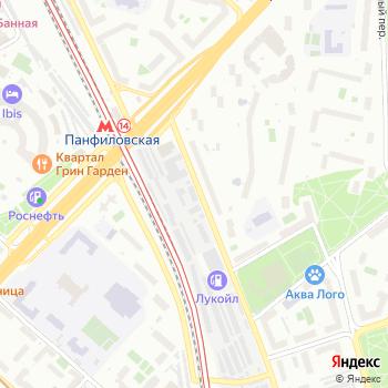 Инновационно-консалтинговая компания на Яндекс.Картах