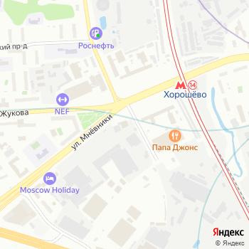 Барклай Холдинг на Яндекс.Картах
