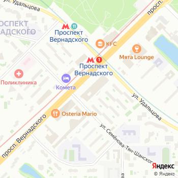 Кухни Elt на Яндекс.Картах