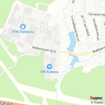 Новый Интерьер на Яндекс.Картах