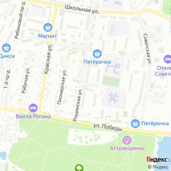 InikSite на Яндекс.Картах
