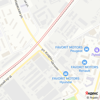 ТЕДИКО на Яндекс.Картах