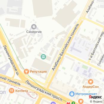 ВПК-Телеком на Яндекс.Картах