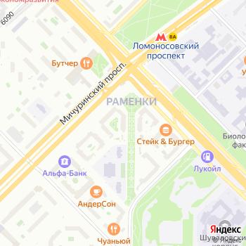 Барабум на Яндекс.Картах