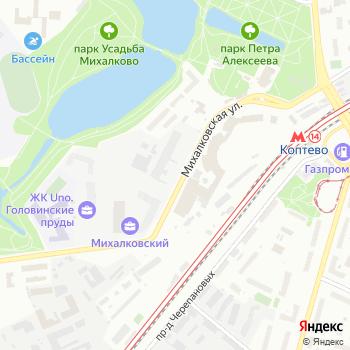 ЭЛЛАЖ на Яндекс.Картах