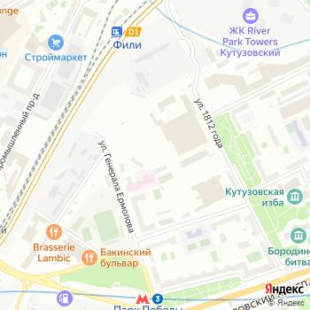 Freezer на Яндекс.Картах