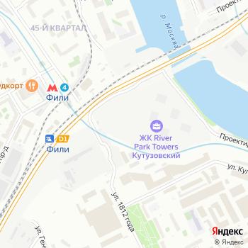 КабельПро на Яндекс.Картах